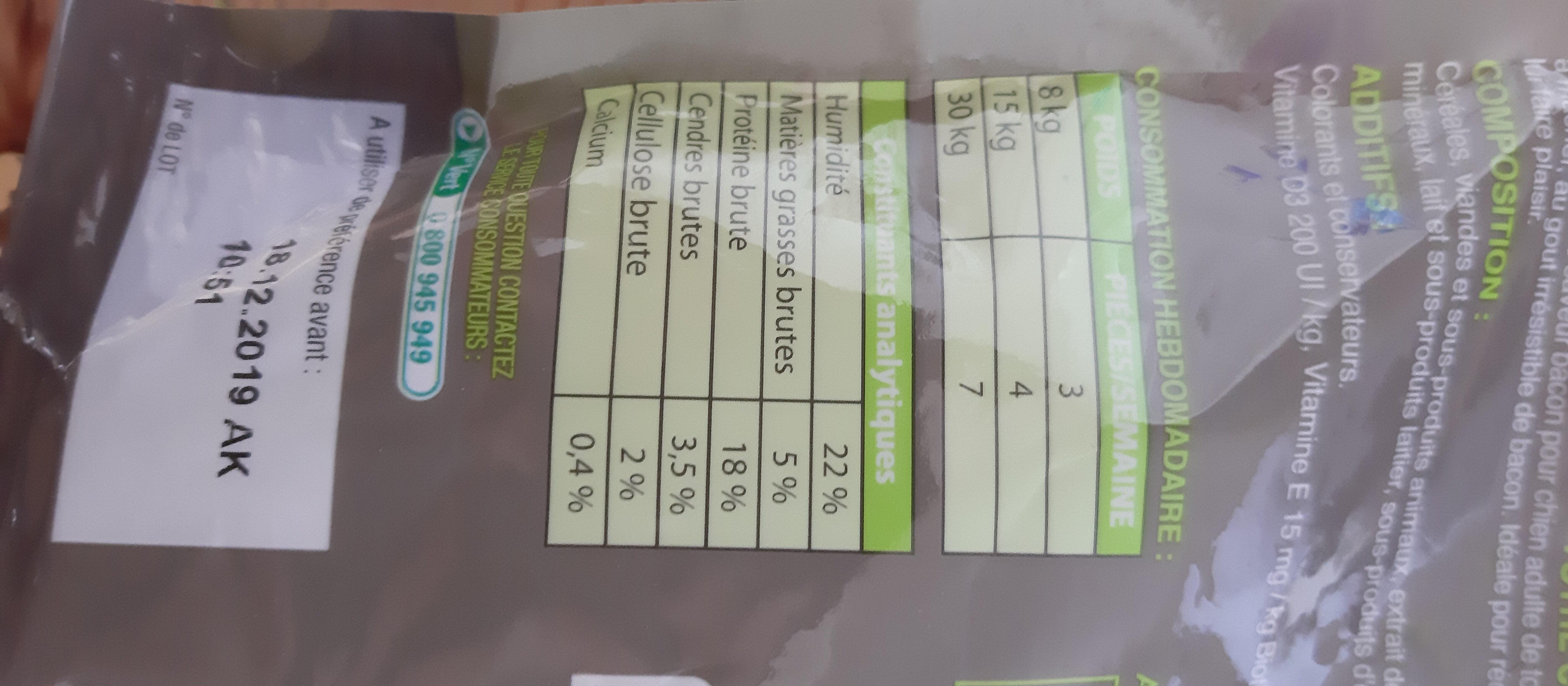 nutrivia - Ingredients - fr
