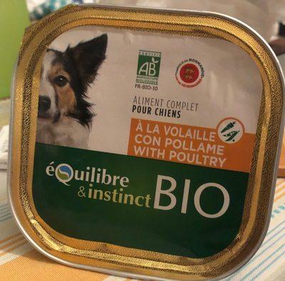 Patee Poulet Legumes Chien - Product - fr