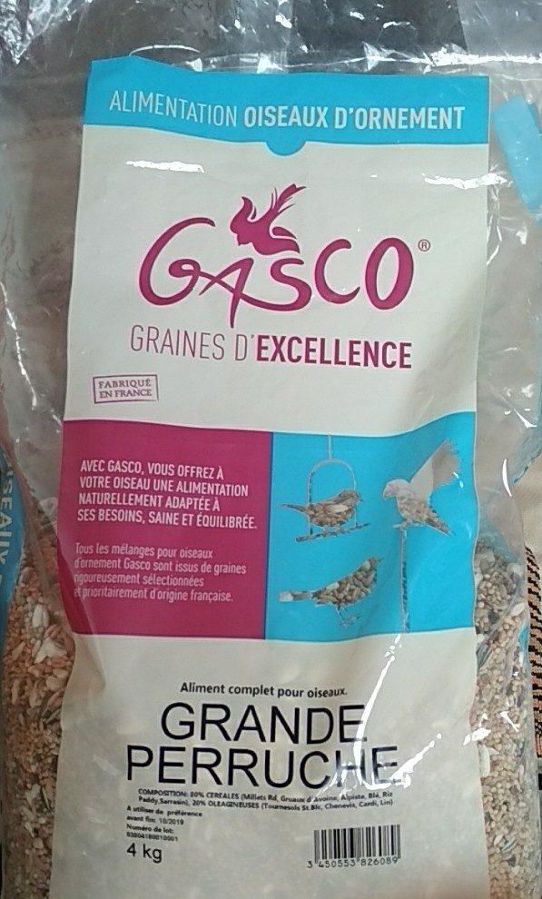 Grande perruche - Product