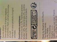 Comprimés Purge Aux Plantes Pour Chat Vermipure - Ingredients