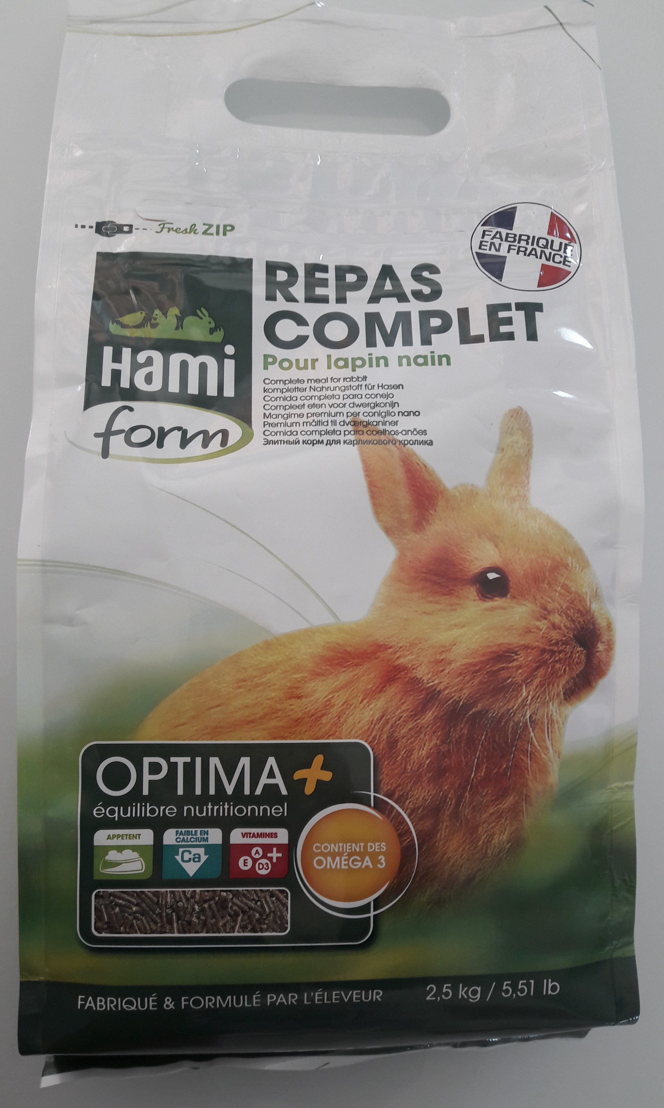 Repas Complet Optima+ - Product - fr