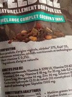 Nourriture pour animaux - Ingredients - fr