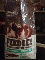 Nourriture pour animaux - Nutrition facts - fr