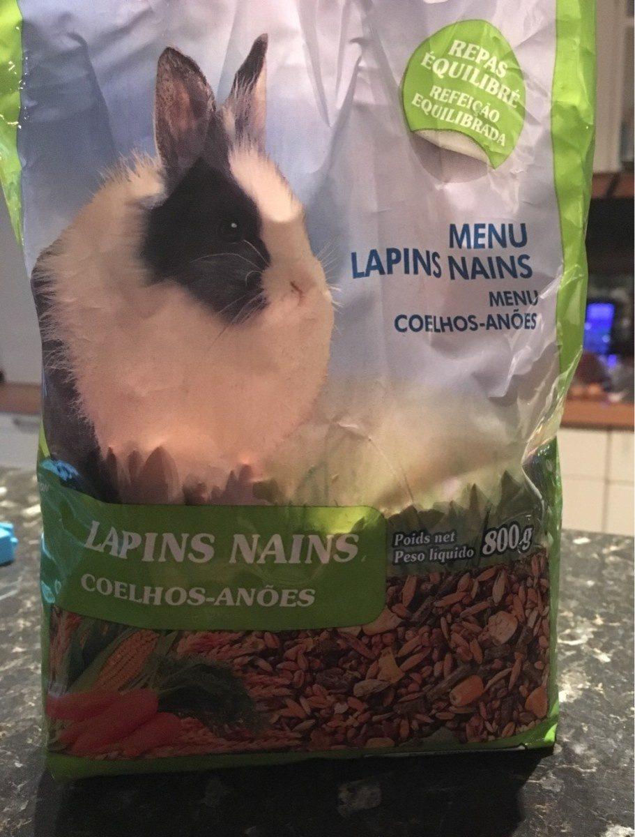 Menu lapins nain - Product