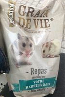 Repas pour Hamster nain - Product