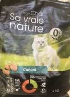 Mon chat Sa vraie nature - Product