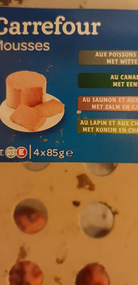 mousses carrefour - Product