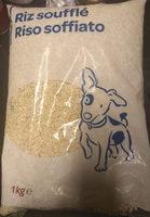 Riz Soufflé - Product