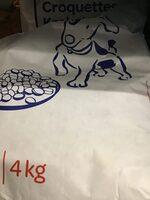 Croquettes chien PP - Product - fr