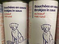 Bouchées en sauce bœuf - Product - fr