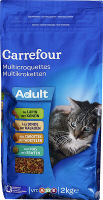 Multicroquettes pour chat - Produit - fr