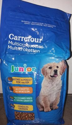 Carrefour multicroquettes - Product - fr
