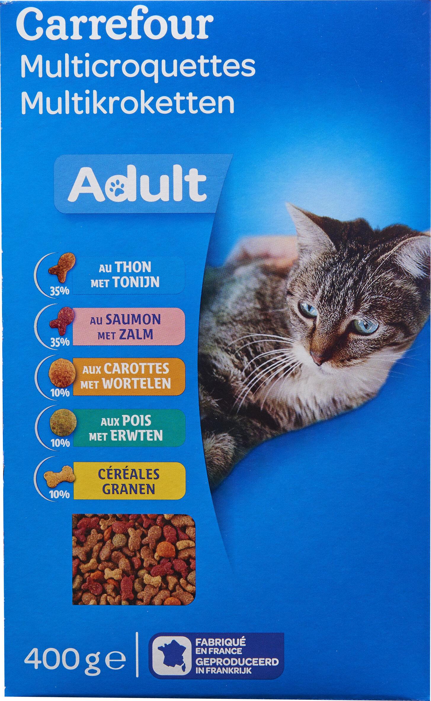 Multicroquettes Adulte - Produit - fr