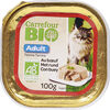 Terrine chat boeuf - Product