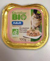 Pate au saumon bio - Product - fr