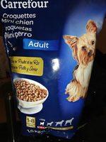 Croquette mini chien - Product