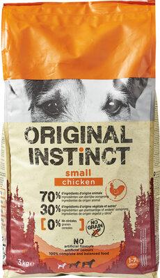 original instinct small chicken - Product - fr
