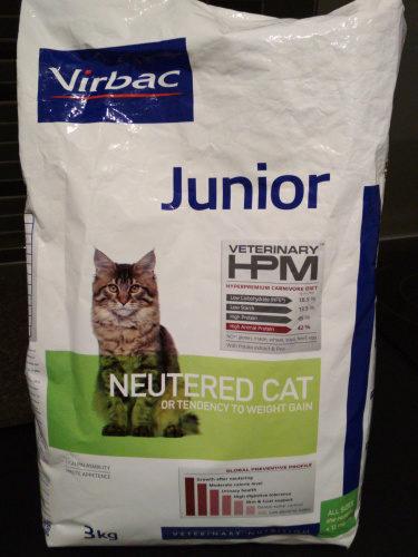 Junior Veterinary HPM - Product - fr
