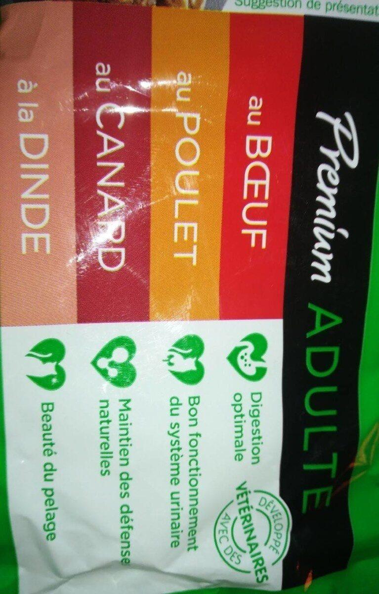 Les effilés - Nutrition facts - fr