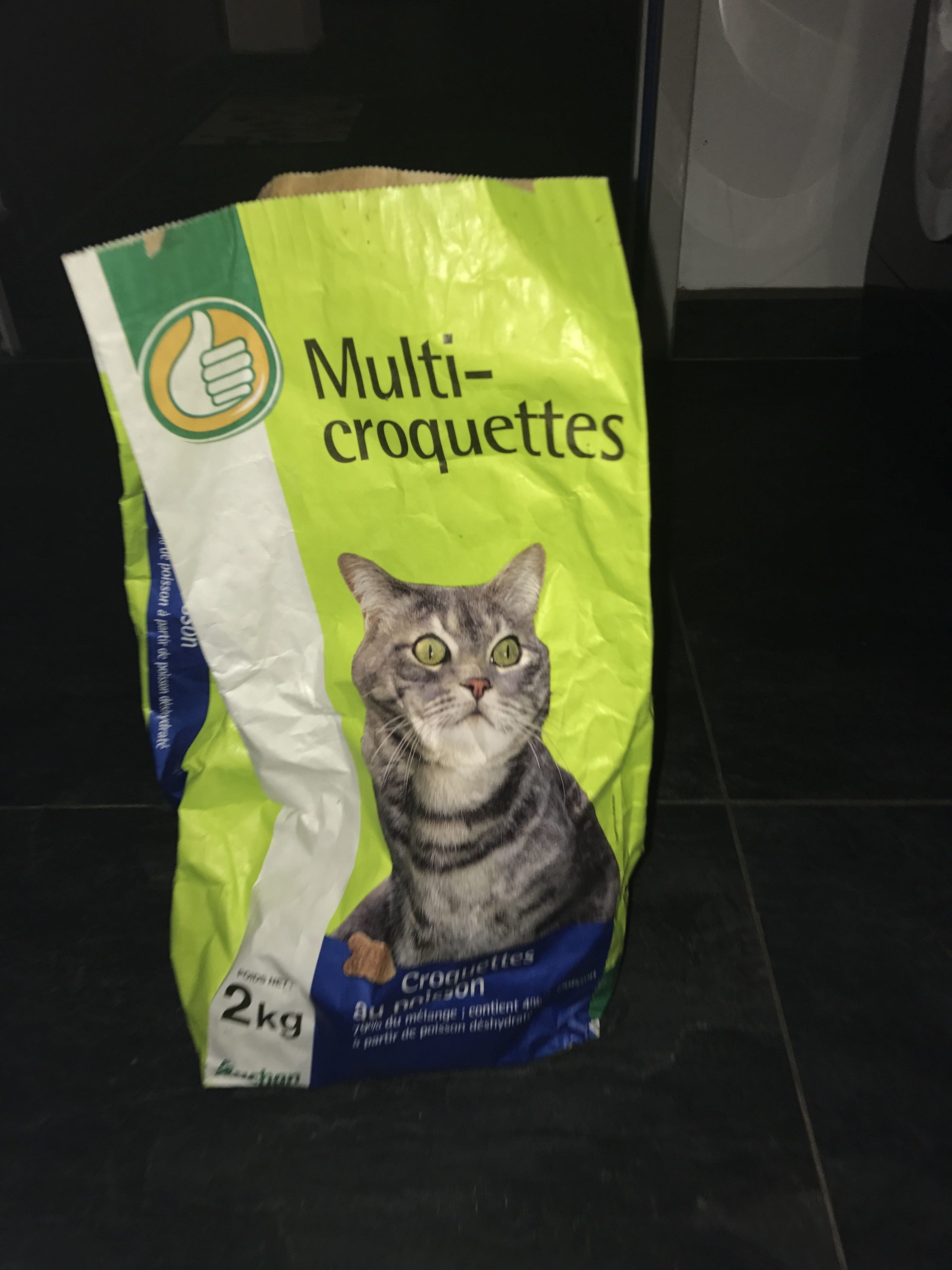 Multi croquettes - Product - fr