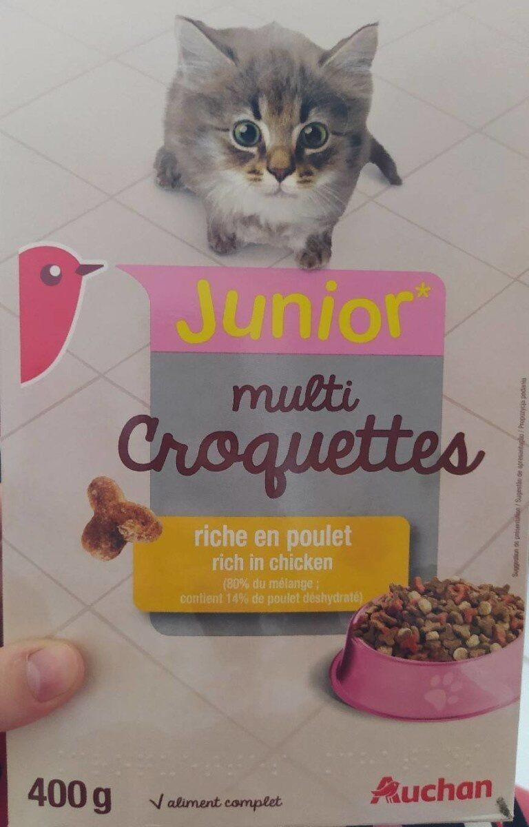 Junior * Multi croquettes - Product - fr