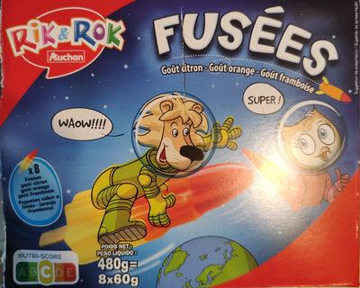 Fusées - Produit - fr