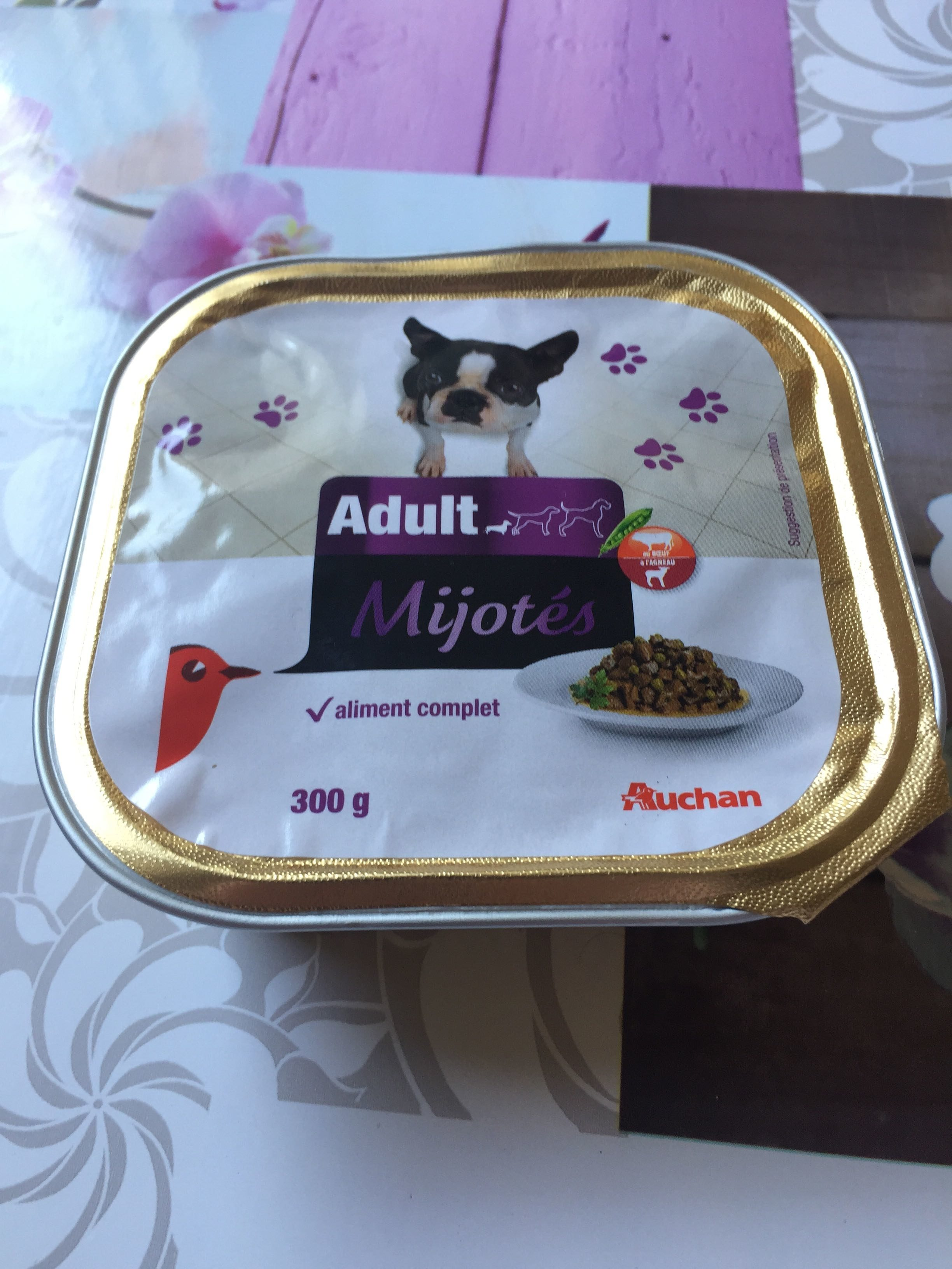 Mijotés adultes chien - Product - fr
