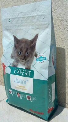 EXPERT Junior* Croquettes riches en poulet - Product - fr
