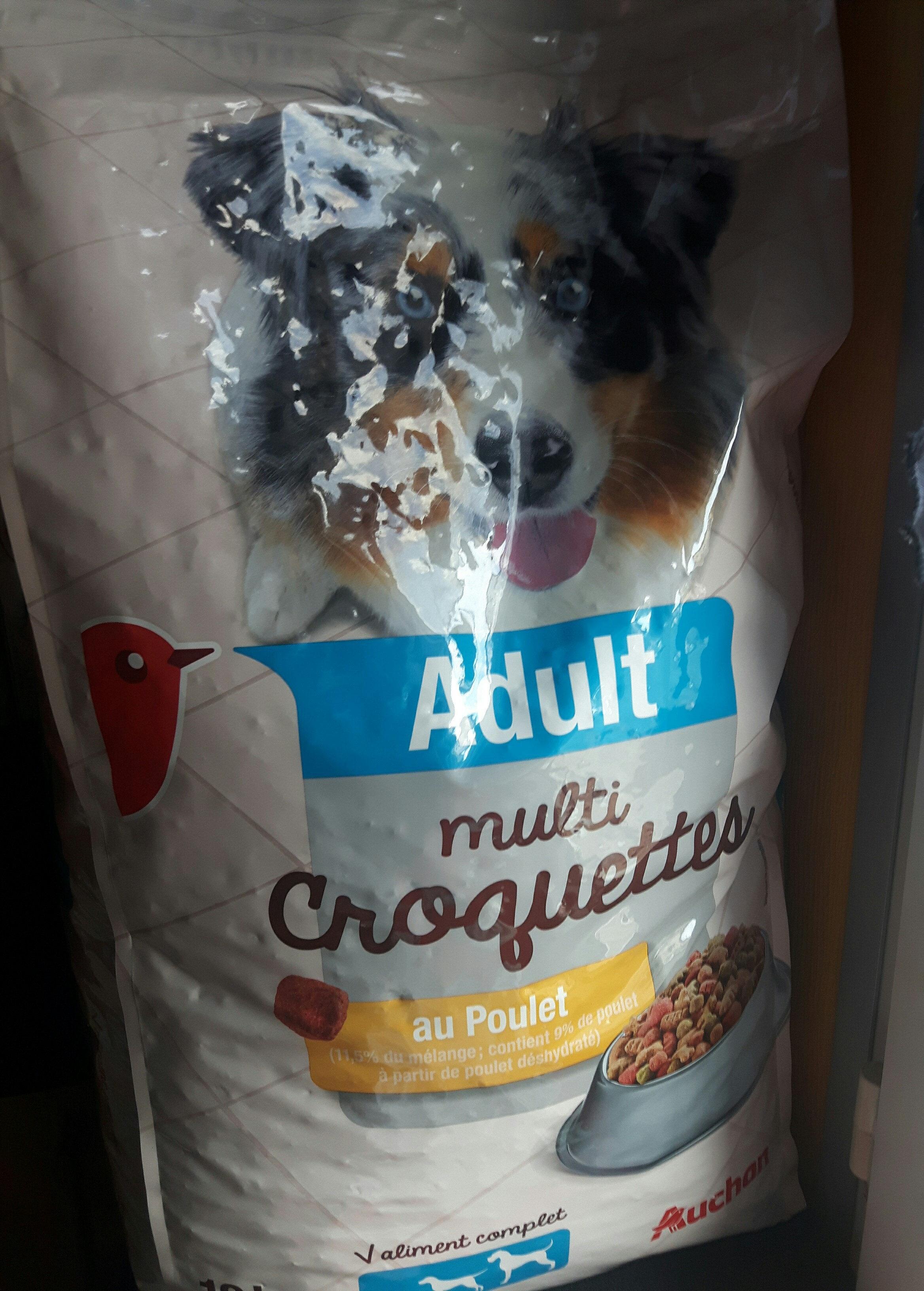 multi croquettes au poulet - Product