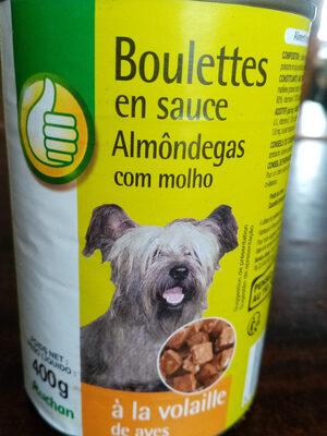 Boulettes en sauce - Product
