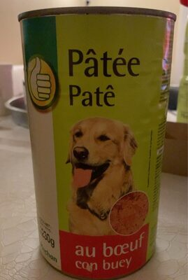 Patée - Product - fr