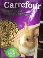 Manger pour le lapin - Product