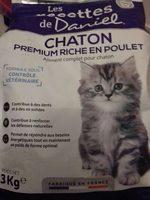 Chaton prenium riche en poulet - Product