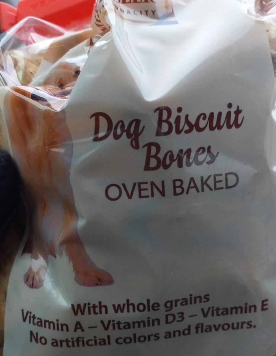 Dog biscuit bones - Product
