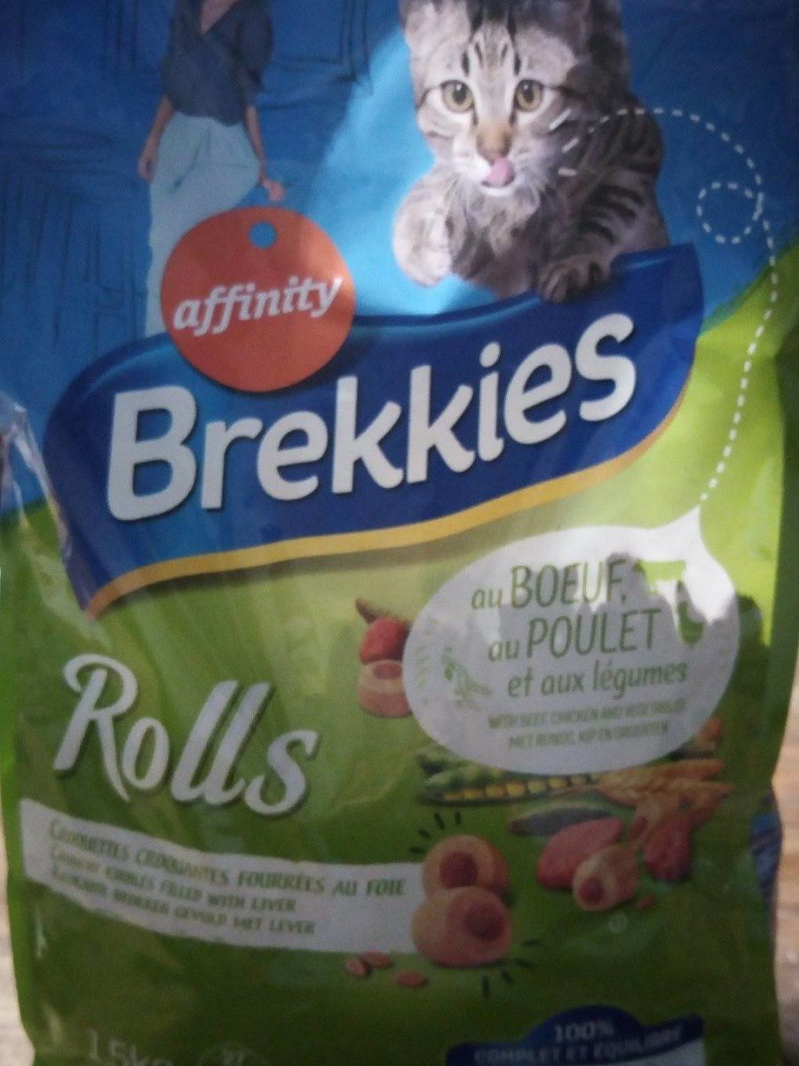 Croquettes Excel Roll - Product