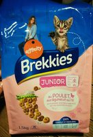 Croquettes Brekkies Excel Chat Junior - Product