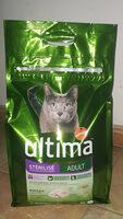 Croquettes poulet orge & céréales pour chats - Product - fr