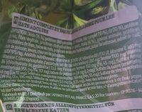 Ultima - Croquettes Boules De Poils à La Dinde Pour Chat - 1,5KG - Ingredients