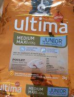 Ultima affinité medium maxi junior - Produit