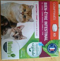 Bien-être intestinal chatons et chats - Product - fr