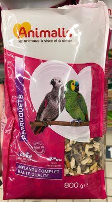 Mélange complet Haute Qualité Perroquets - Product