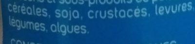 Nourriture pour poisson - Ingredients