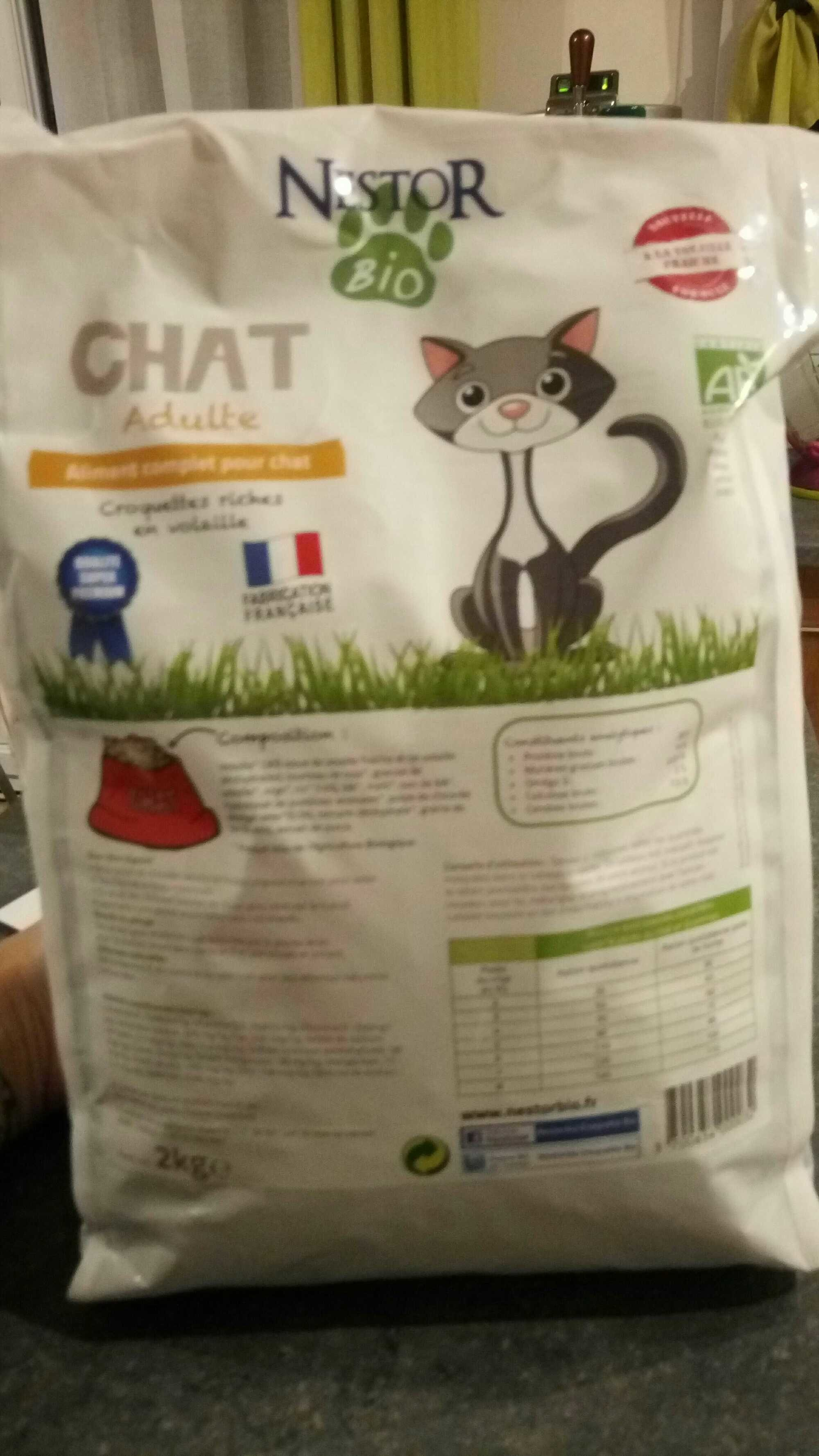 Aliment complet pour chat - Product