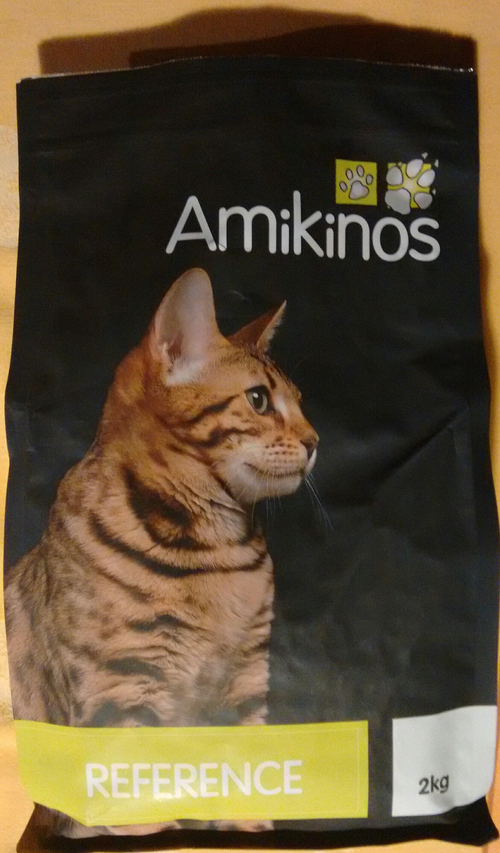 Amikinos Référence v2.1 - Product