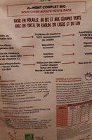 Canichef - Ingredients - fr