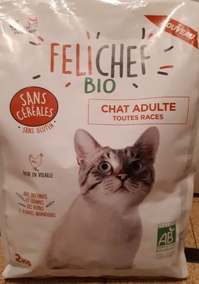 Chat adulte (toutes races) - Product