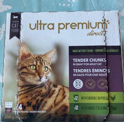 Paté chat Ultra Premium direct - Product - fr