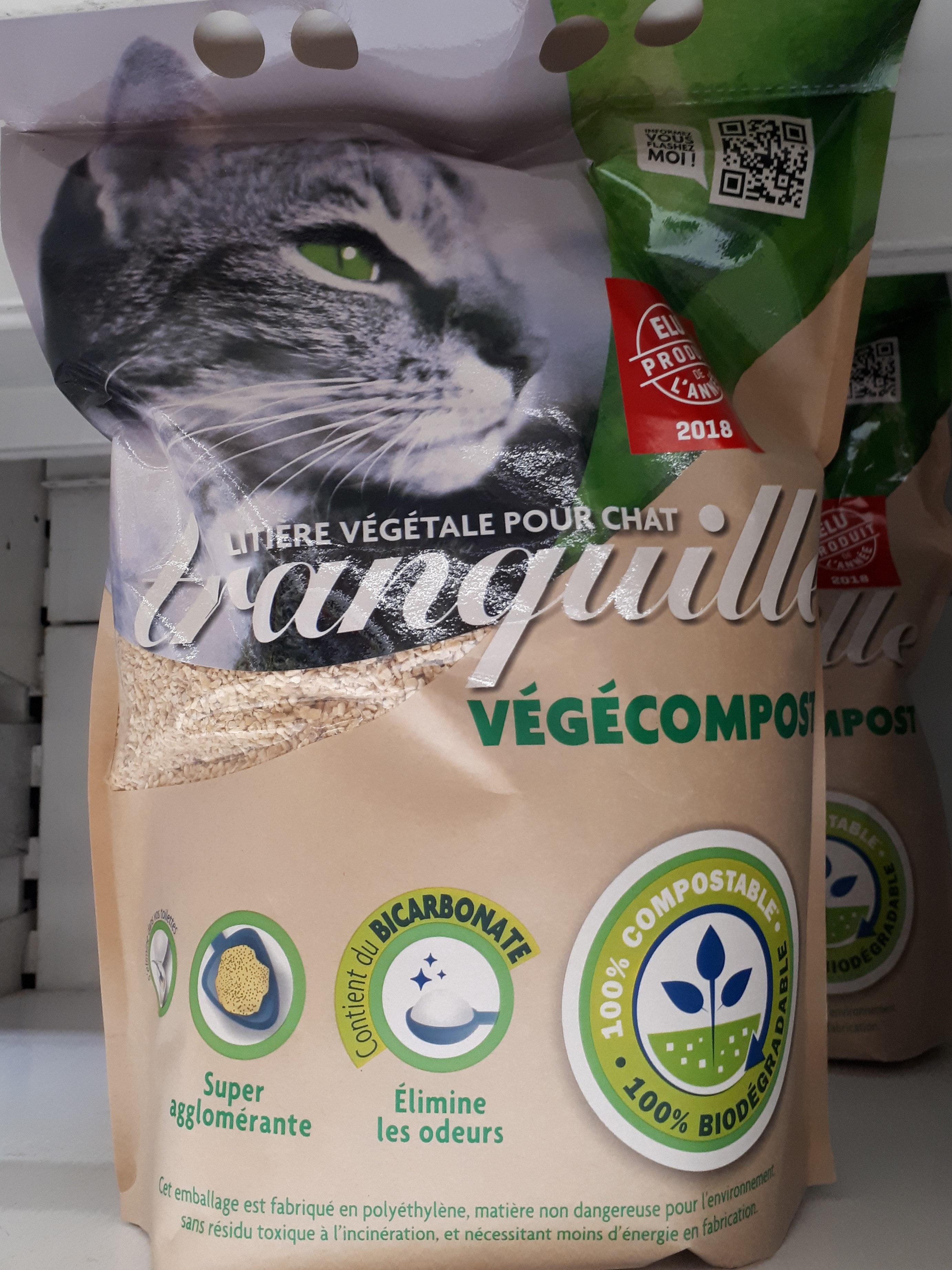 laitière vegetale pour chat - Product