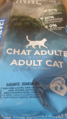 croquettes chat adulte INNE Pet Food - Product - fr