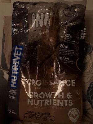 Nutrivet Croissance - Product - fr